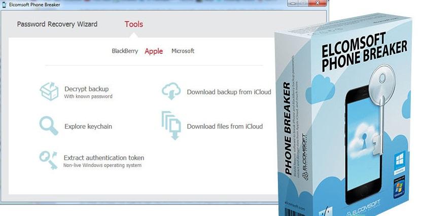 Elcomsoft Phone Breaker 9.40 Crack & Keygen Free Download [2020]