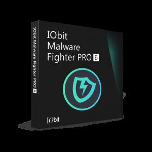 Iobit Malware Fighter 6 Crack & License key Free Download