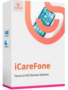 Tenorshare icarefone pro Crack + Keygen Free Download 2021