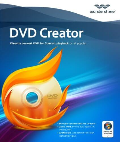 Wondershare DVD activation key
