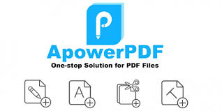 aPowerpdf Crack With Serial Key Full Version Free Download