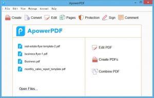 Apowerpdf PDF Crack mac