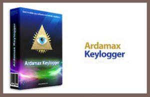 Ardamax Key logger serial key