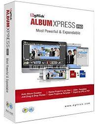 DgFlick Album Xpress PRO 12