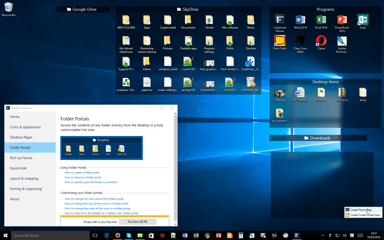 Stardock Fences 3.0.9.11 Full Crack with Serial Key [Latest] Version