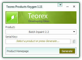 Teorex Inpaint 8.1 Serial Key 2020 Free Latest Version Download