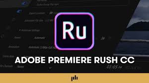 Adobe Premiere Rush Pro CC 2020 + Crack Full Version Download
