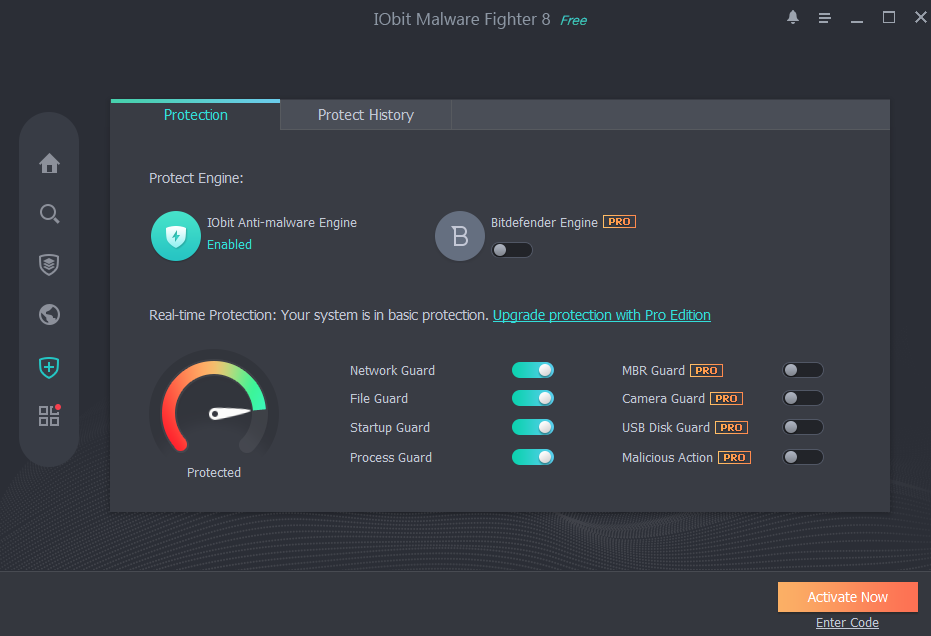 iobit malware fighter Cracked + Activation key latest version free download