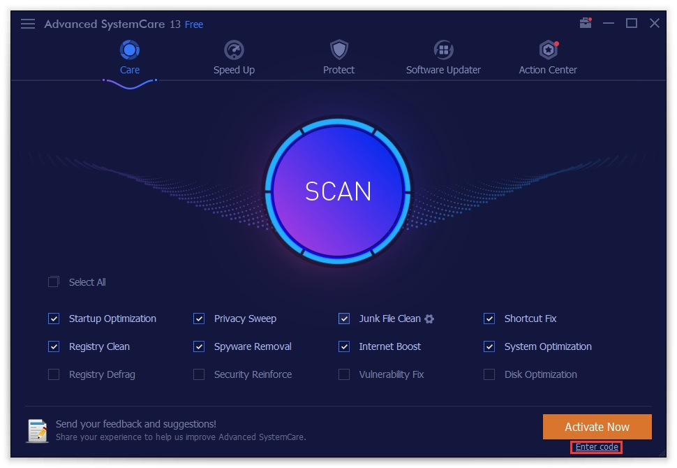 Advanced System Care Pro  Key + Full Crack Version (Latest) Download 2020