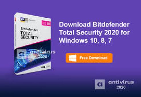 """Bitdefender Total Security 2019 Serial Key With Latest Version"