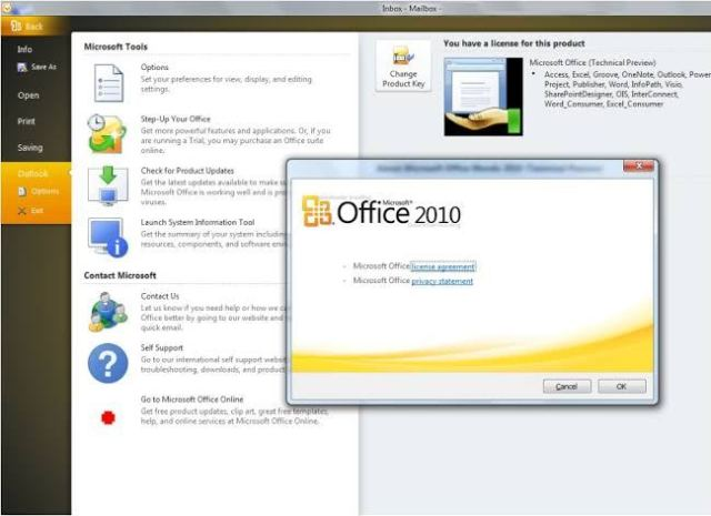 Microsoft Office Professional Plus 2010 Product Key [Cracked] Download