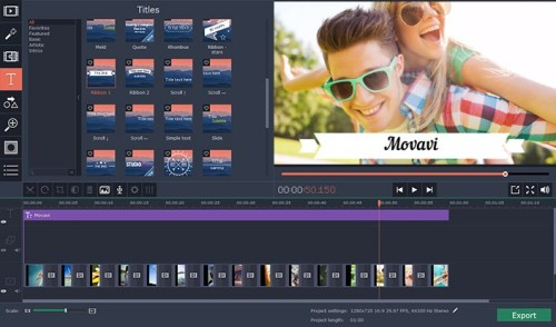 Movavi Video Editor 21.0.1 Crack + Activation Key Free Download 2020