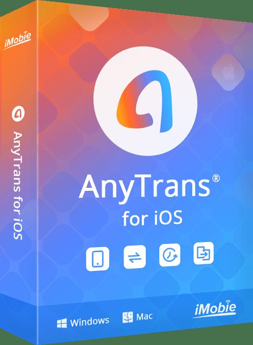 AnyTrans 8.8.0 Crack