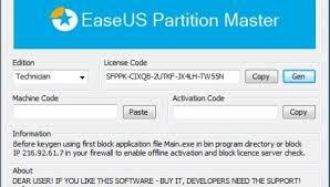 EaseUS Partition Master 1