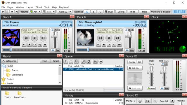 SAM Broadcaster PRO 2020.8 Crack + Registration Code Download