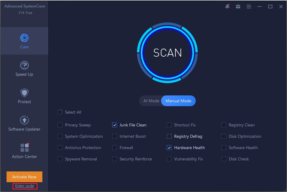 Advanced SystemCare 14 Pro Crack & Serial Key Free Download 2021