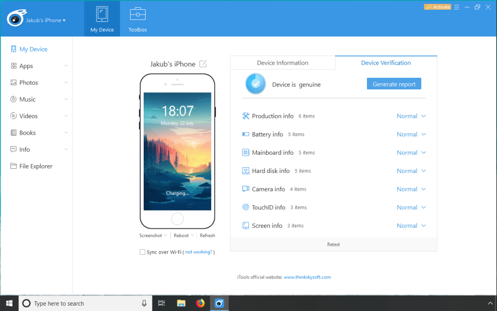 iTools 4.5.0.5 Crack + License Key Free Download 2021 Latest