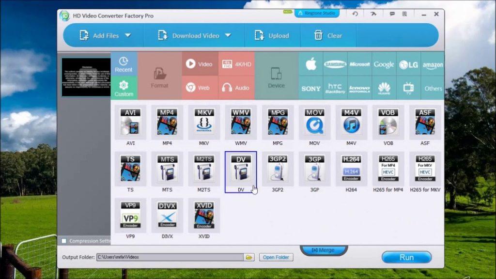 HD Video Converter Factory Pro 21.3 Crack + Serial Key Free Download