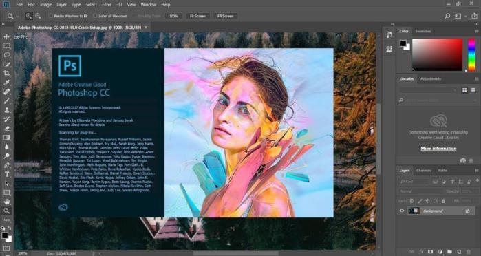 Adobe Photoshop v22.1.1.138 Crack+ Serial Key Free Download 2021