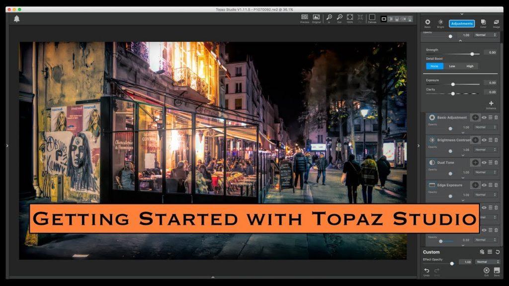 Topaz Studio 2.3.2 Crack + Keygen Free Download 2021