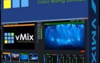 vMix 24.0.0.52 Crack + Registration Key Free Download 2021